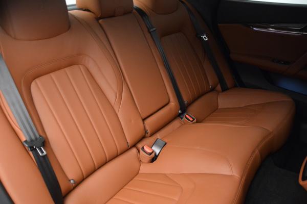 New 2016 Maserati Quattroporte S Q4 for sale Sold at Pagani of Greenwich in Greenwich CT 06830 25