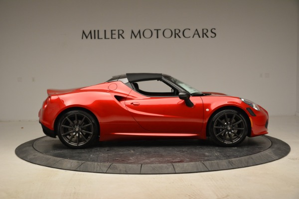 New 2018 Alfa Romeo 4C Spider for sale Sold at Pagani of Greenwich in Greenwich CT 06830 12