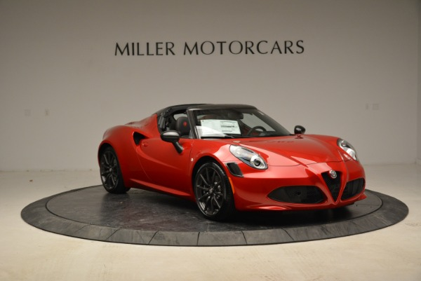 New 2018 Alfa Romeo 4C Spider for sale Sold at Pagani of Greenwich in Greenwich CT 06830 17