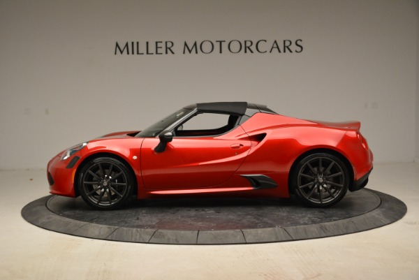 New 2018 Alfa Romeo 4C Spider for sale Sold at Pagani of Greenwich in Greenwich CT 06830 5
