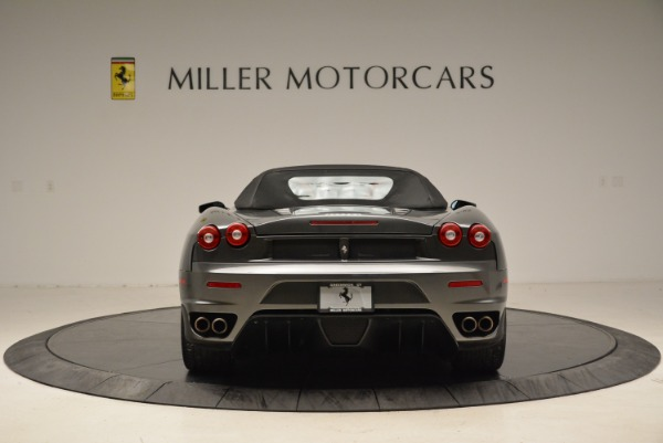 Used 2008 Ferrari F430 Spider for sale Sold at Pagani of Greenwich in Greenwich CT 06830 18