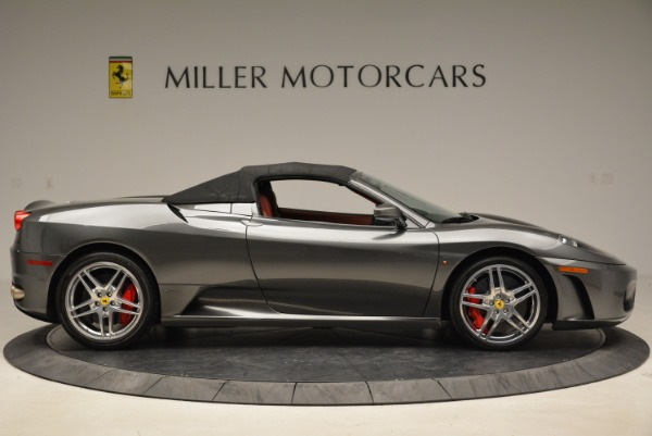 Used 2008 Ferrari F430 Spider for sale Sold at Pagani of Greenwich in Greenwich CT 06830 21