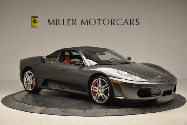 Used 2008 Ferrari F430 Spider for sale Sold at Pagani of Greenwich in Greenwich CT 06830 22