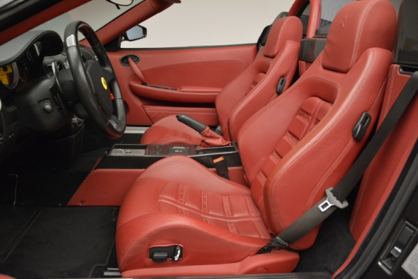 Used 2008 Ferrari F430 Spider for sale Sold at Pagani of Greenwich in Greenwich CT 06830 26