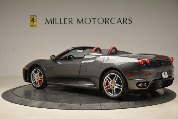 Used 2008 Ferrari F430 Spider for sale Sold at Pagani of Greenwich in Greenwich CT 06830 4