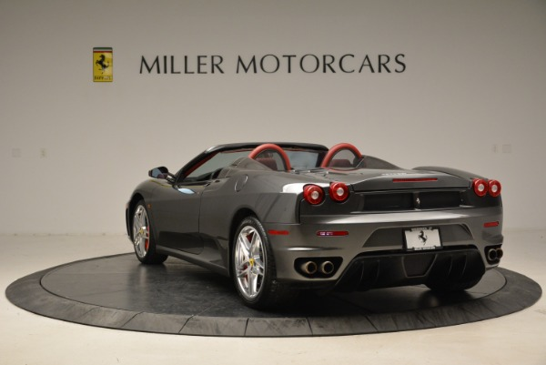 Used 2008 Ferrari F430 Spider for sale Sold at Pagani of Greenwich in Greenwich CT 06830 5