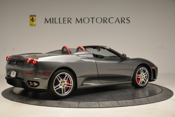 Used 2008 Ferrari F430 Spider for sale Sold at Pagani of Greenwich in Greenwich CT 06830 8