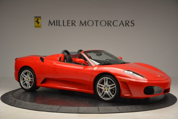 Used 2006 Ferrari F430 SPIDER F1 Spider for sale Sold at Pagani of Greenwich in Greenwich CT 06830 10