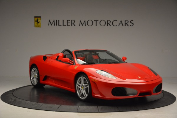 Used 2006 Ferrari F430 SPIDER F1 Spider for sale Sold at Pagani of Greenwich in Greenwich CT 06830 11