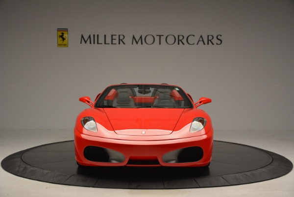 Used 2006 Ferrari F430 SPIDER F1 Spider for sale Sold at Pagani of Greenwich in Greenwich CT 06830 12