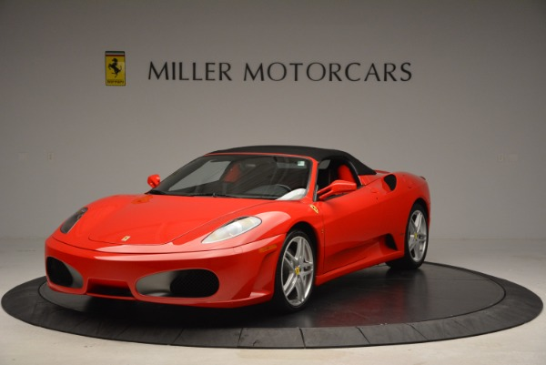 Used 2006 Ferrari F430 SPIDER F1 Spider for sale Sold at Pagani of Greenwich in Greenwich CT 06830 13
