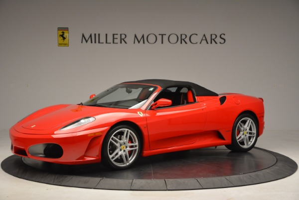 Used 2006 Ferrari F430 SPIDER F1 Spider for sale Sold at Pagani of Greenwich in Greenwich CT 06830 14