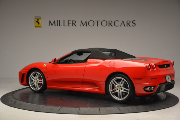 Used 2006 Ferrari F430 SPIDER F1 Spider for sale Sold at Pagani of Greenwich in Greenwich CT 06830 16