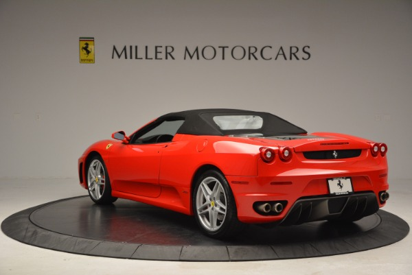 Used 2006 Ferrari F430 SPIDER F1 Spider for sale Sold at Pagani of Greenwich in Greenwich CT 06830 17