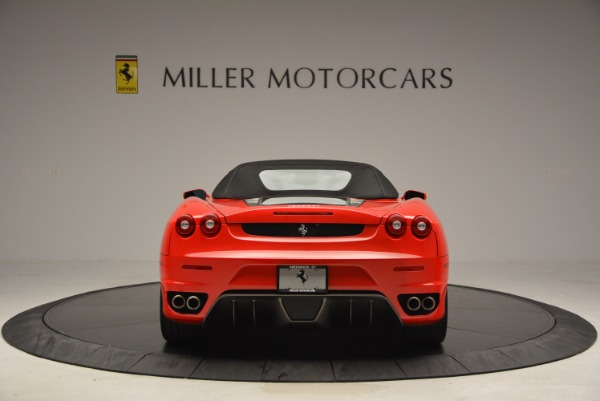 Used 2006 Ferrari F430 SPIDER F1 Spider for sale Sold at Pagani of Greenwich in Greenwich CT 06830 18