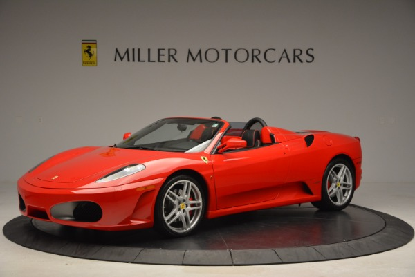 Used 2006 Ferrari F430 SPIDER F1 Spider for sale Sold at Pagani of Greenwich in Greenwich CT 06830 2