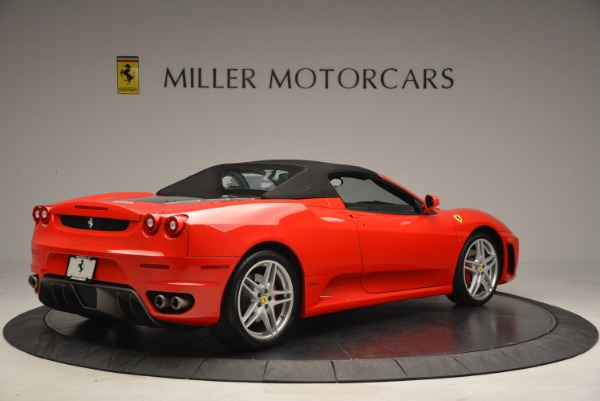 Used 2006 Ferrari F430 SPIDER F1 Spider for sale Sold at Pagani of Greenwich in Greenwich CT 06830 20