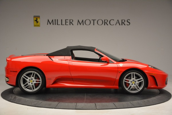 Used 2006 Ferrari F430 SPIDER F1 Spider for sale Sold at Pagani of Greenwich in Greenwich CT 06830 21