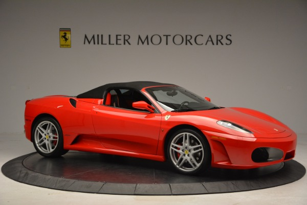 Used 2006 Ferrari F430 SPIDER F1 Spider for sale Sold at Pagani of Greenwich in Greenwich CT 06830 22