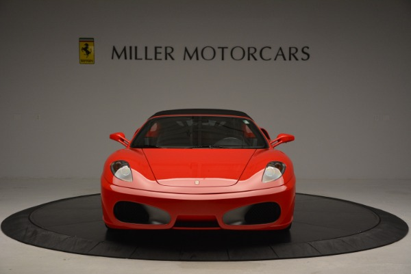 Used 2006 Ferrari F430 SPIDER F1 Spider for sale Sold at Pagani of Greenwich in Greenwich CT 06830 24