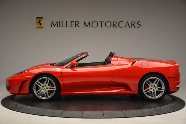 Used 2006 Ferrari F430 SPIDER F1 Spider for sale Sold at Pagani of Greenwich in Greenwich CT 06830 3