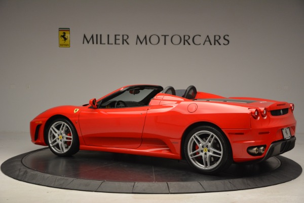 Used 2006 Ferrari F430 SPIDER F1 Spider for sale Sold at Pagani of Greenwich in Greenwich CT 06830 4