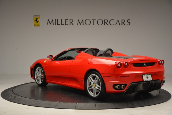 Used 2006 Ferrari F430 SPIDER F1 Spider for sale Sold at Pagani of Greenwich in Greenwich CT 06830 5