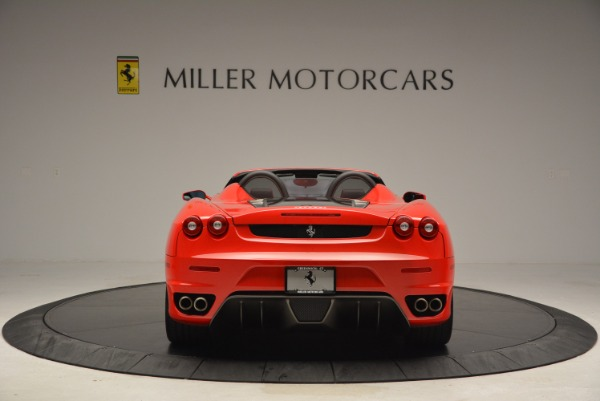 Used 2006 Ferrari F430 SPIDER F1 Spider for sale Sold at Pagani of Greenwich in Greenwich CT 06830 6