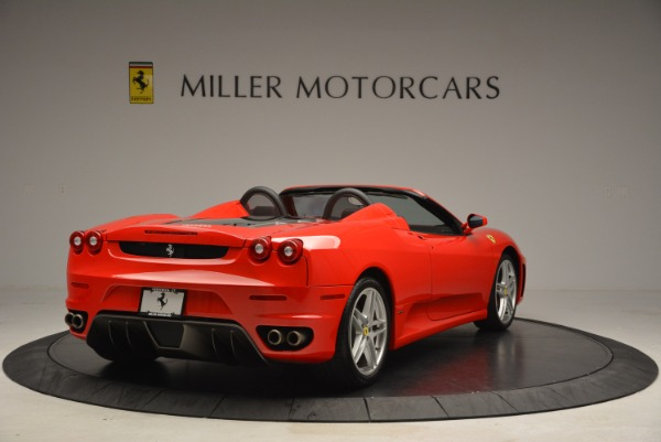 Used 2006 Ferrari F430 SPIDER F1 Spider for sale Sold at Pagani of Greenwich in Greenwich CT 06830 7