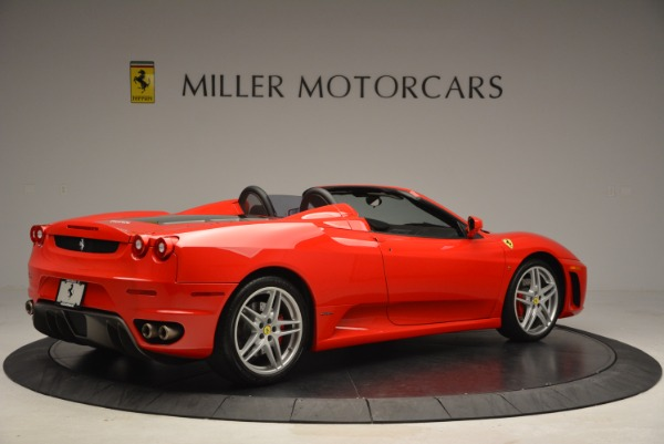 Used 2006 Ferrari F430 SPIDER F1 Spider for sale Sold at Pagani of Greenwich in Greenwich CT 06830 8