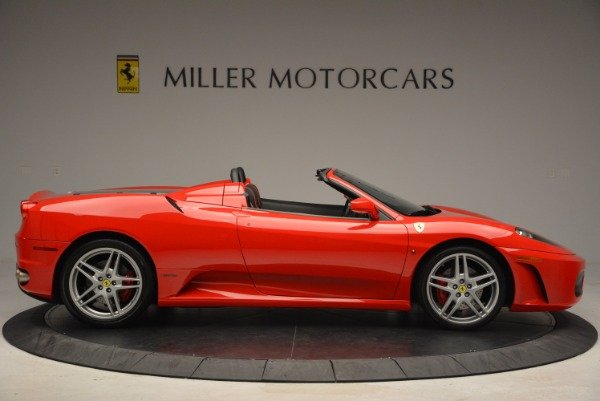 Used 2006 Ferrari F430 SPIDER F1 Spider for sale Sold at Pagani of Greenwich in Greenwich CT 06830 9