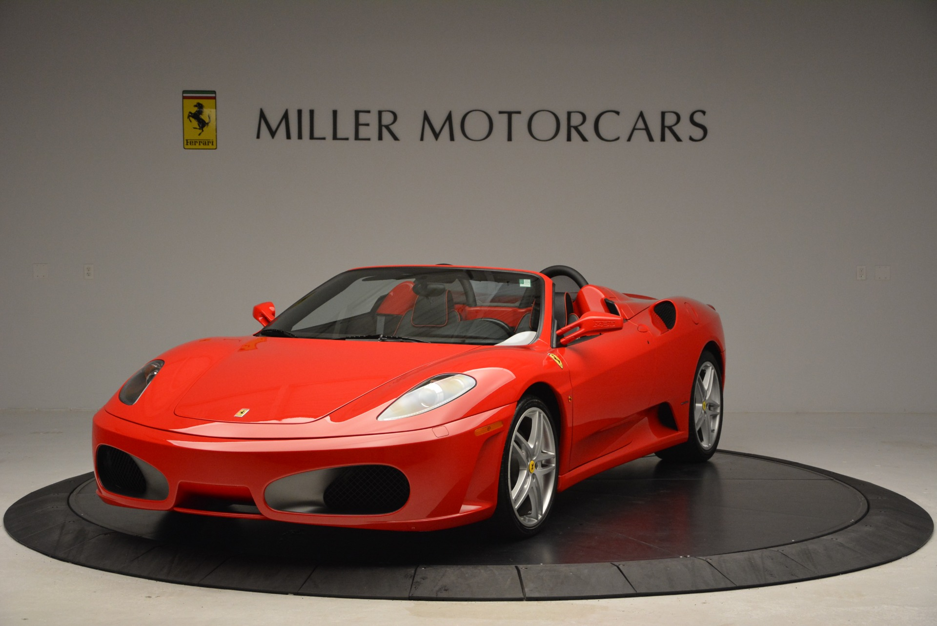 Used 2006 Ferrari F430 SPIDER F1 Spider for sale Sold at Pagani of Greenwich in Greenwich CT 06830 1
