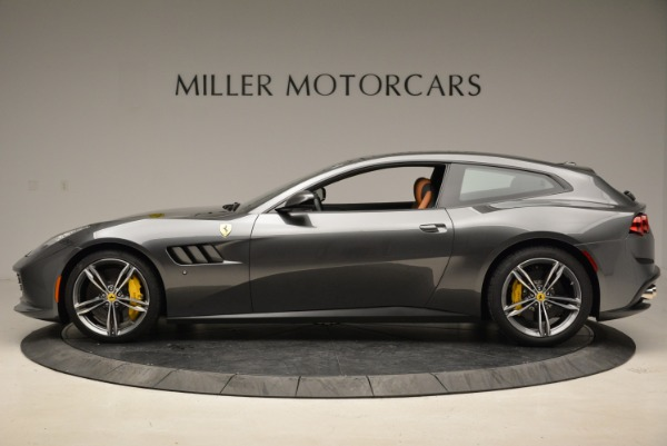 Used 2017 Ferrari GTC4Lusso for sale Sold at Pagani of Greenwich in Greenwich CT 06830 3
