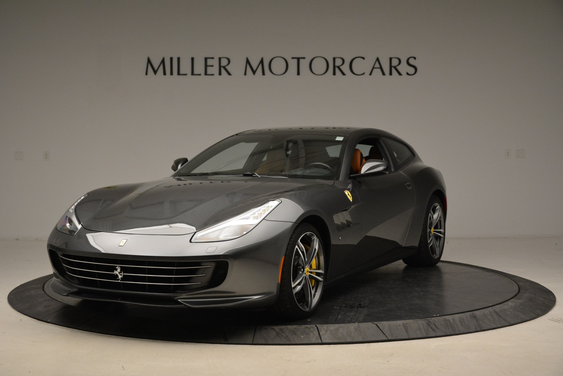Used 2017 Ferrari GTC4Lusso for sale Sold at Pagani of Greenwich in Greenwich CT 06830 1