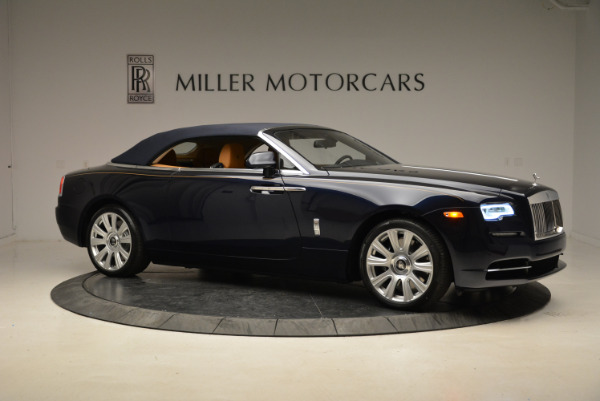 New 2018 Rolls-Royce Dawn for sale Sold at Pagani of Greenwich in Greenwich CT 06830 22