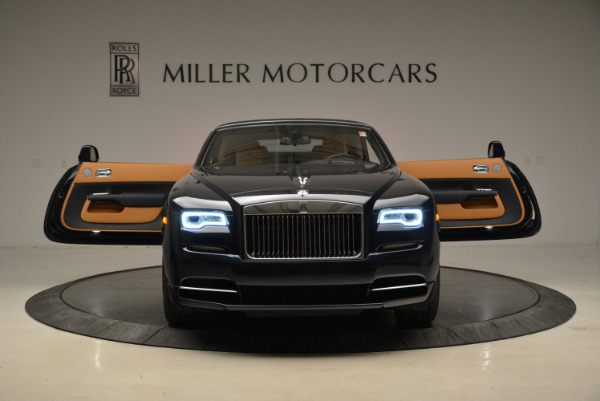 New 2018 Rolls-Royce Dawn for sale Sold at Pagani of Greenwich in Greenwich CT 06830 25