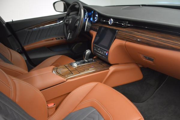 New 2018 Maserati Quattroporte S Q4 GranLusso for sale Sold at Pagani of Greenwich in Greenwich CT 06830 14
