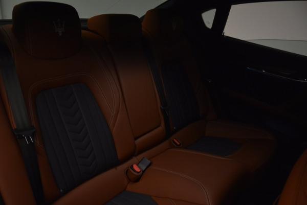 New 2018 Maserati Quattroporte S Q4 GranLusso for sale Sold at Pagani of Greenwich in Greenwich CT 06830 19