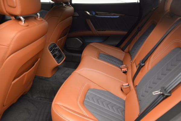 New 2018 Maserati Quattroporte S Q4 GranLusso for sale Sold at Pagani of Greenwich in Greenwich CT 06830 28