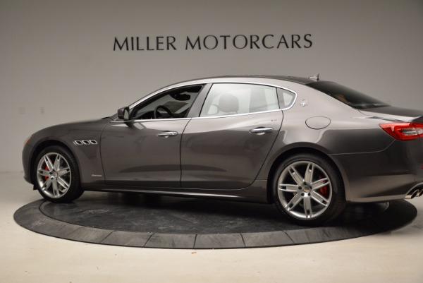 New 2018 Maserati Quattroporte S Q4 GranLusso for sale Sold at Pagani of Greenwich in Greenwich CT 06830 5