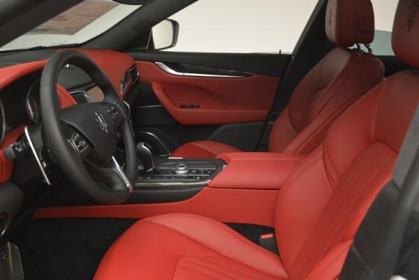 New 2018 Maserati Levante Q4 GranLusso for sale Sold at Pagani of Greenwich in Greenwich CT 06830 14