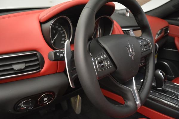New 2018 Maserati Levante Q4 GranLusso for sale Sold at Pagani of Greenwich in Greenwich CT 06830 16