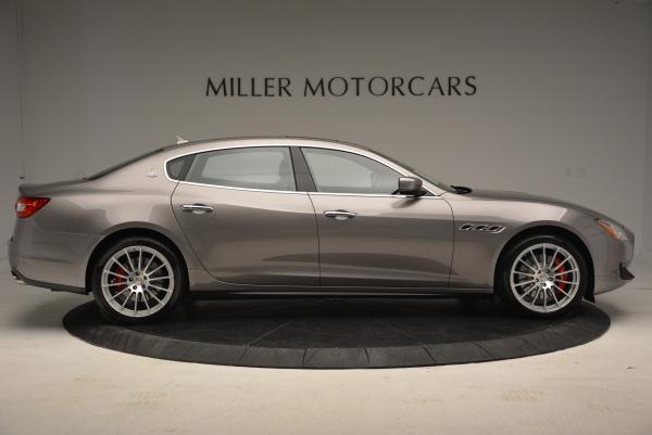New 2016 Maserati Quattroporte S Q4 for sale Sold at Pagani of Greenwich in Greenwich CT 06830 12