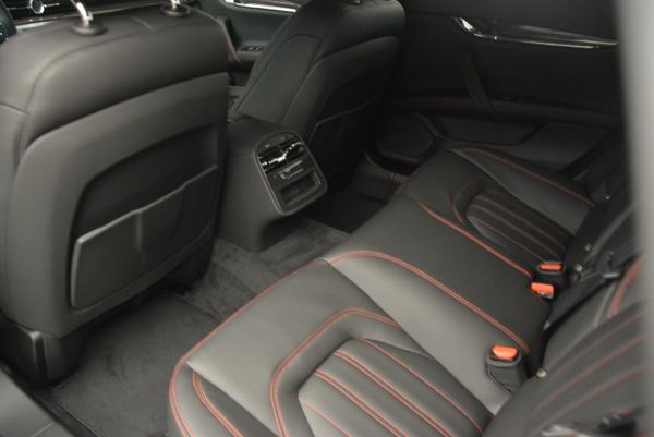 New 2016 Maserati Quattroporte S Q4 for sale Sold at Pagani of Greenwich in Greenwich CT 06830 24