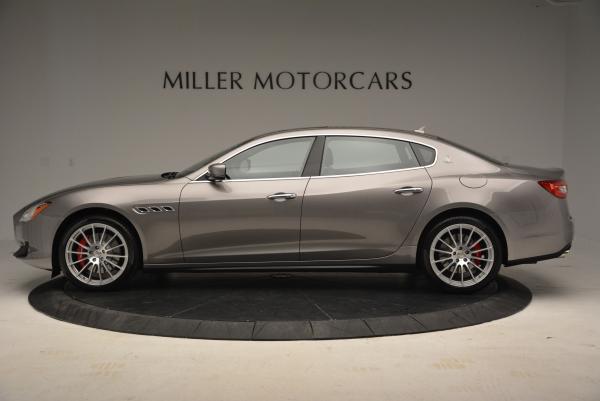 New 2016 Maserati Quattroporte S Q4 for sale Sold at Pagani of Greenwich in Greenwich CT 06830 5