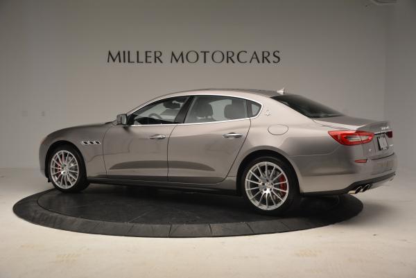 New 2016 Maserati Quattroporte S Q4 for sale Sold at Pagani of Greenwich in Greenwich CT 06830 6