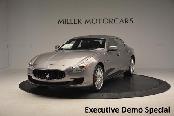 New 2016 Maserati Quattroporte S Q4 for sale Sold at Pagani of Greenwich in Greenwich CT 06830 1