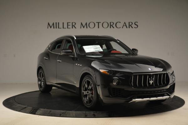 New 2018 Maserati Levante Q4 GranLusso for sale Sold at Pagani of Greenwich in Greenwich CT 06830 11