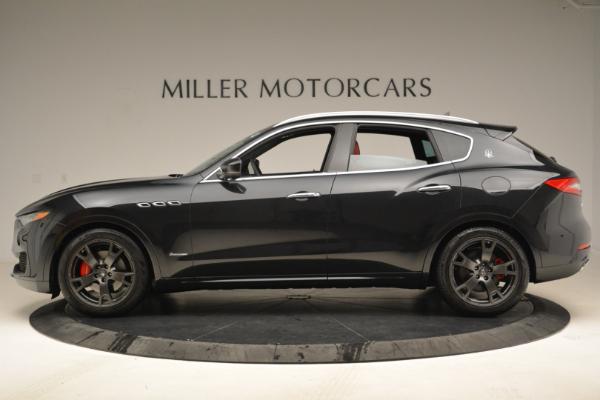 New 2018 Maserati Levante Q4 GranLusso for sale Sold at Pagani of Greenwich in Greenwich CT 06830 3