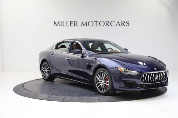 Used 2018 Maserati Ghibli S Q4 for sale $53,900 at Pagani of Greenwich in Greenwich CT 06830 11